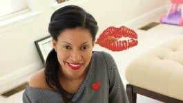 Red lipstick 265x150