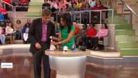 dr oz show, how to keep shoes clean
