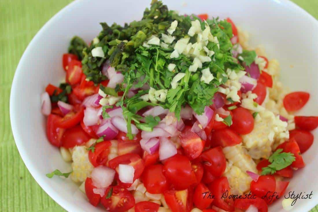 corn tomato salsa ingredients 2