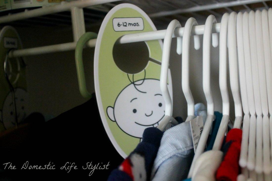 Closet hangers