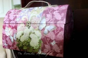 Flower chest