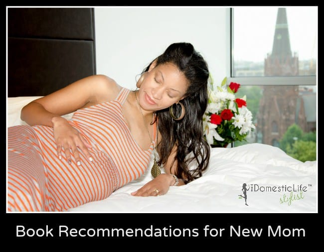 Book recommendations for new moms