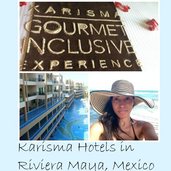 Hotel selections at Karisma Gourmet Inclusive Resorts