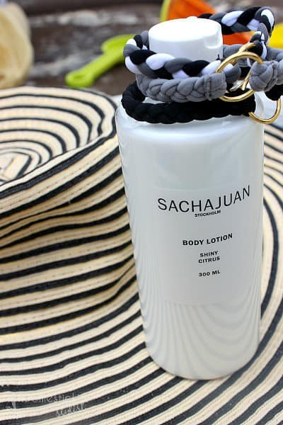 SachaJuan lotion