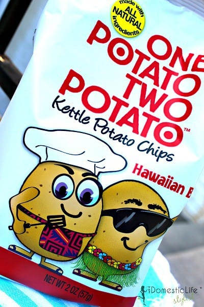 bag kettle potato chip