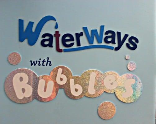 waterways bubbles