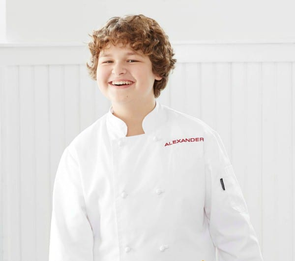 Alexander Weiss Masterchef Junior Winner The Domestic Life Stylist