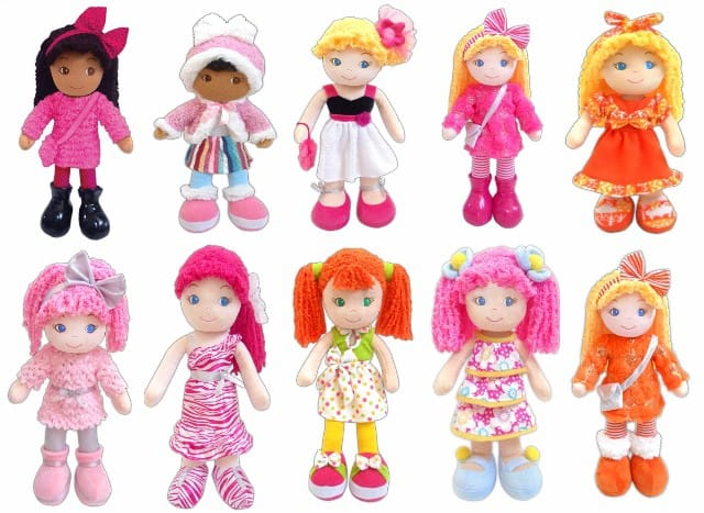 GirlNDollz all dolls