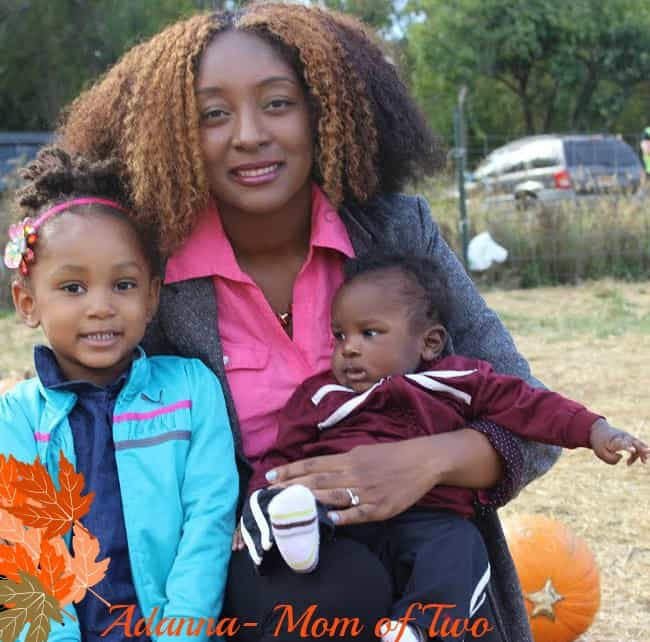 A mom of two shares what it's like to be a mom of two young children.