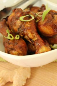 sweet baked bbq chicken