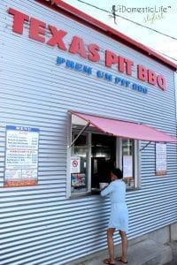 Texas pit restaurant in s. thomas, virgin islands