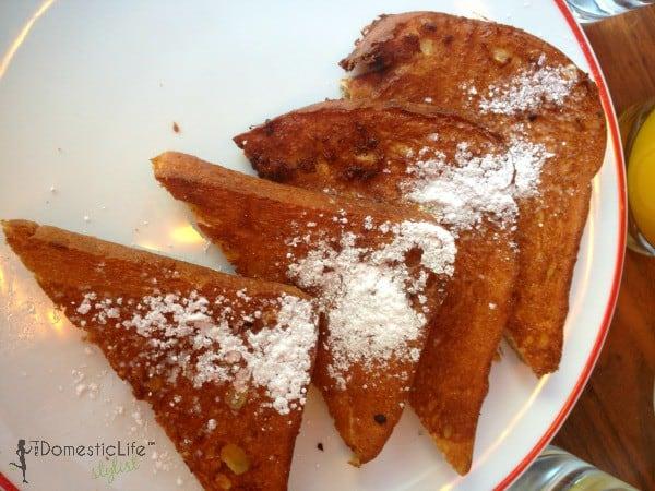 bourban french toast