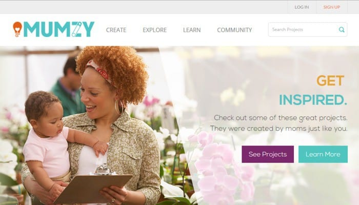 Mumzy crowdfunding