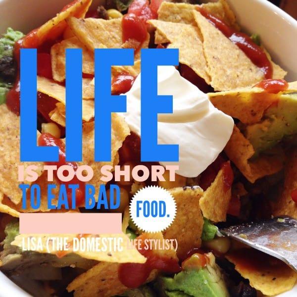 taco salad title