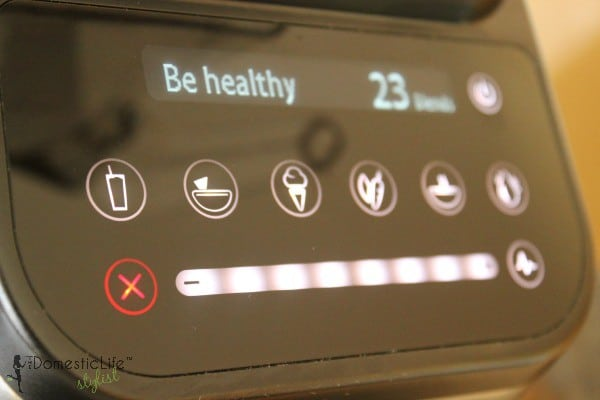 blendtec 725 programmable buttons