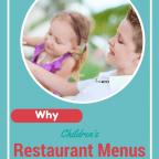 children's restaurant menus