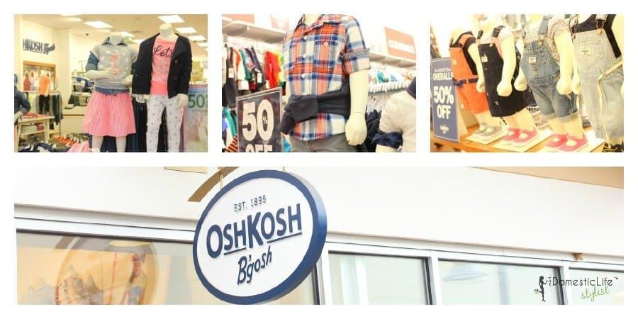Oshkosh spring sale 2015