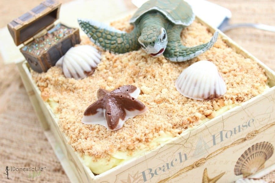 beach cake with sea turtle 3 900x600