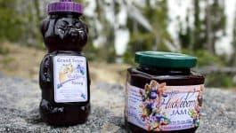 Brake for the Huckleberry Jam