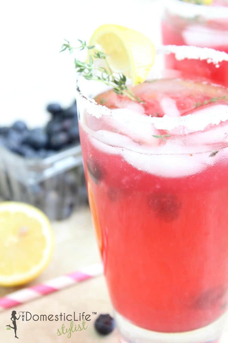 thyme blueberry lemonade 800x1200