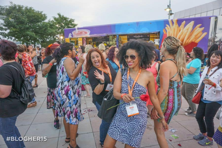Dancing at Blogher party (900x600)
