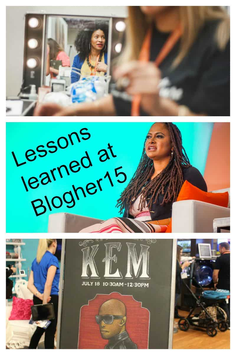 Blogher 2015 Collage