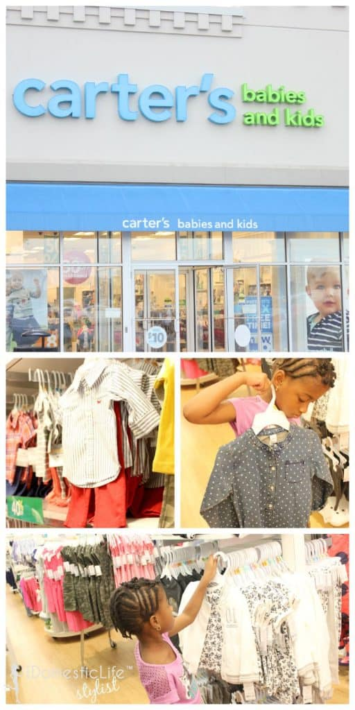 Carters Back to School Fall Picks