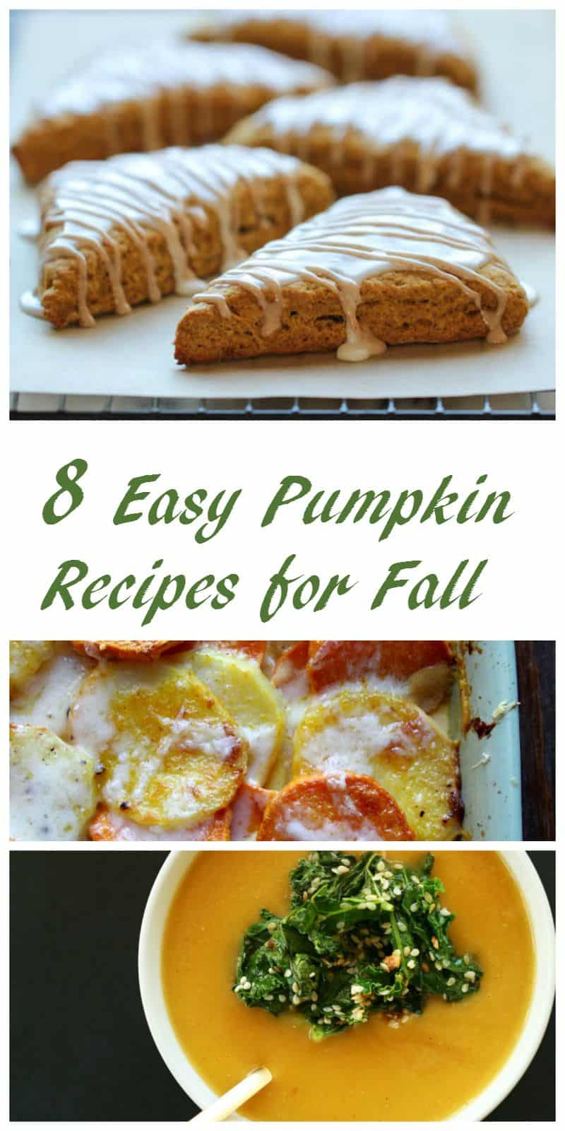 easy pumpkin recipes for fall 800x1600 2