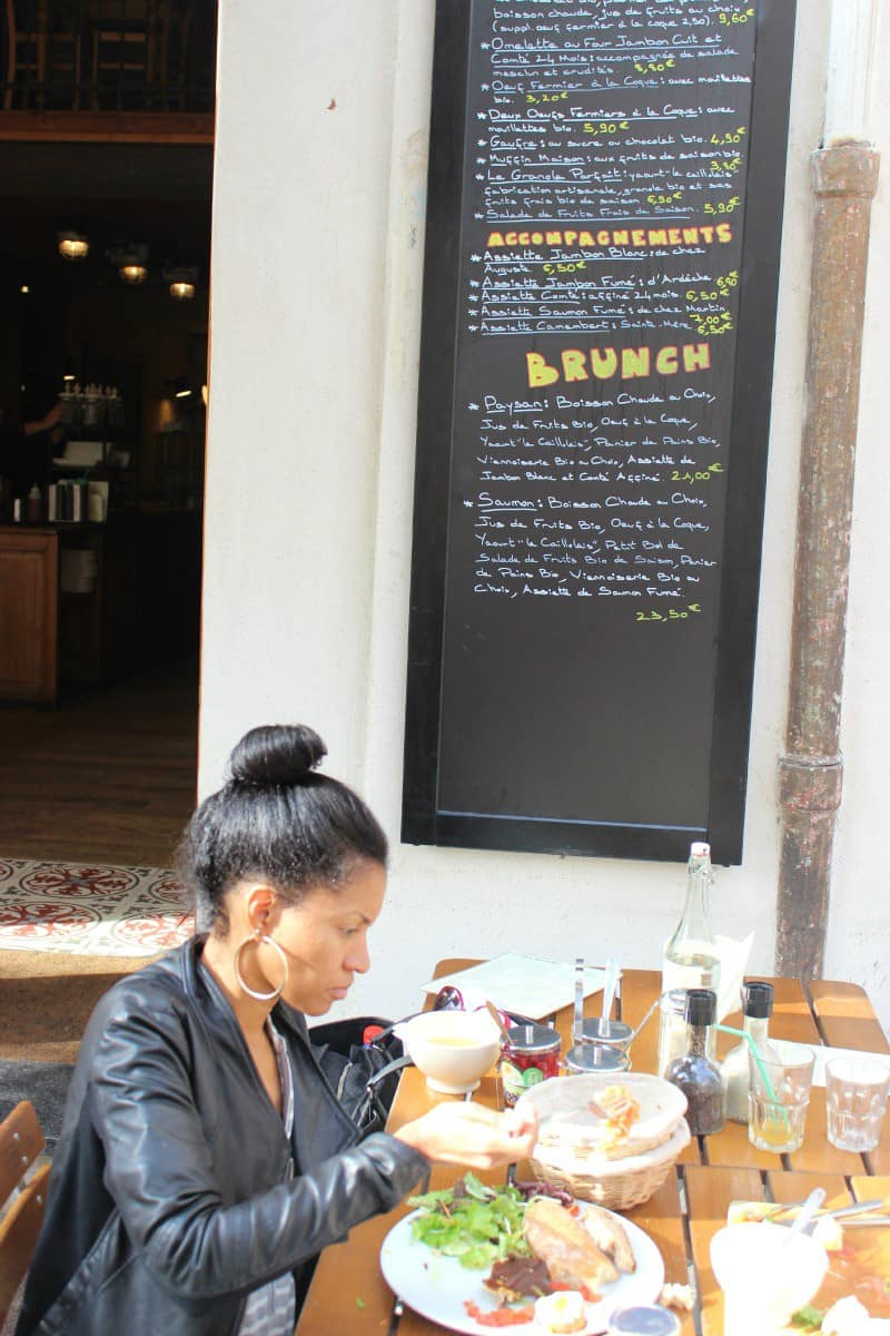 brunch at french toast marseille