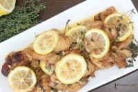 lemon herb chicken