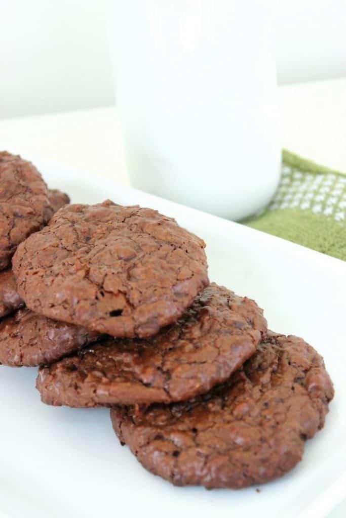 gluten free chocolate coconut chocolate chip cookies 1
