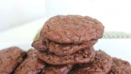 Gluten-Free Chocolate Coco Chocolate Chip Cookies