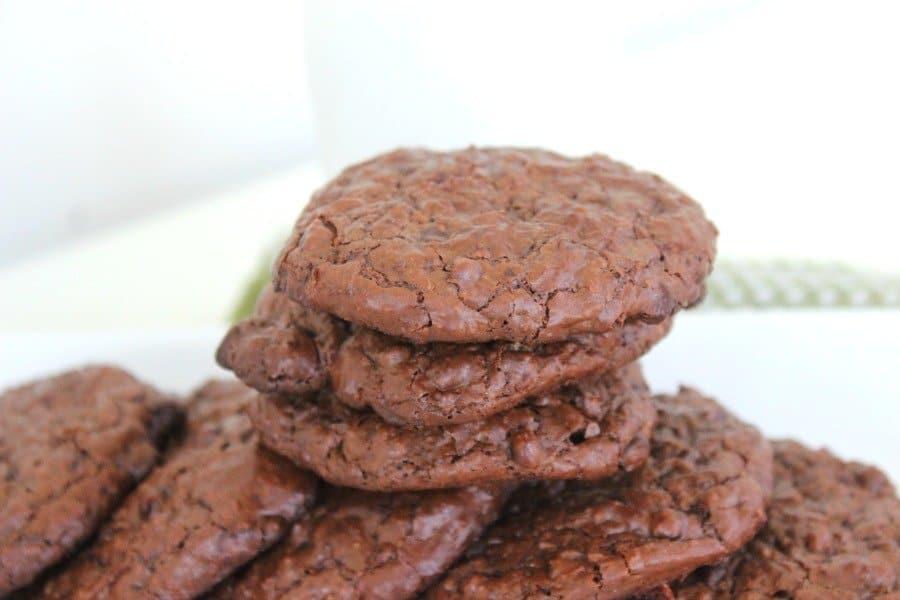 gluten free chocolate coconut chocolate chip cookies6