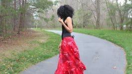 Big Skirt, Big Hair