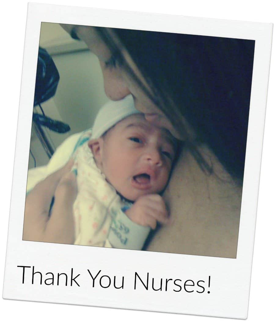 Thank you nurses pic