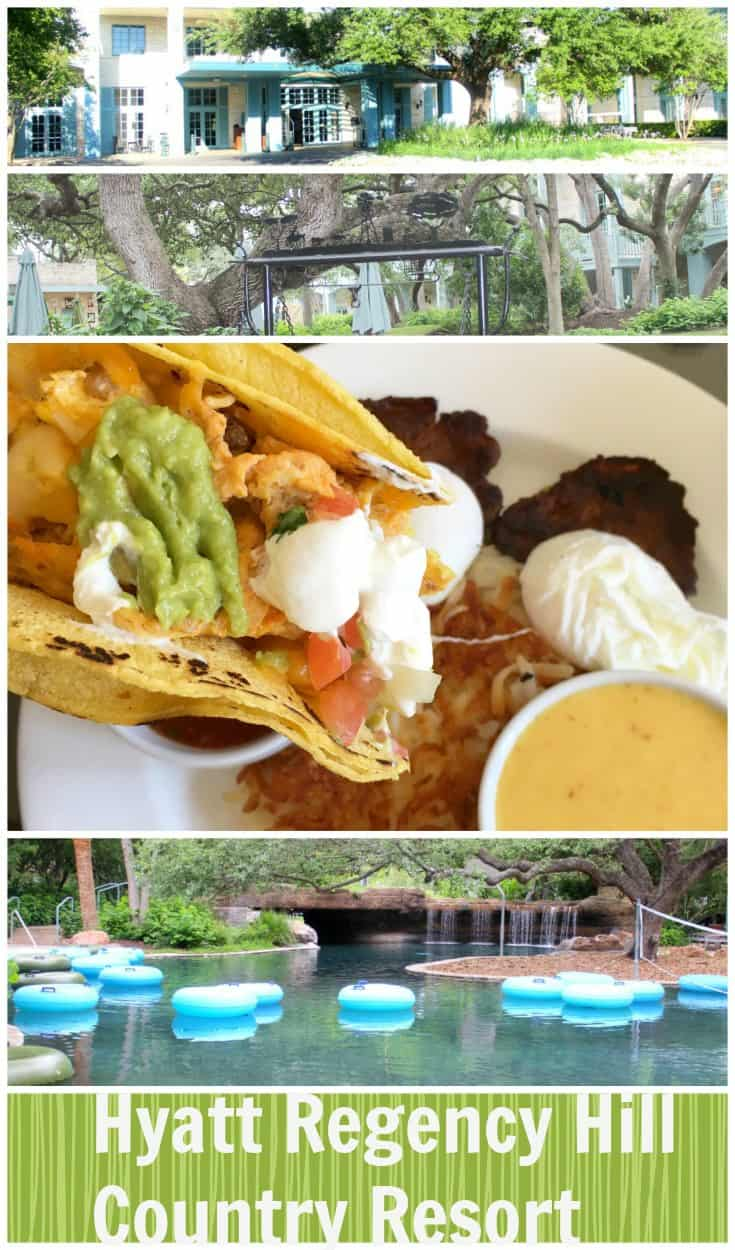 hyatt regency hill country resort in san antonio texas