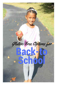 healthy gluten free options for kids