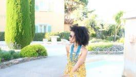 Sunshine & Slip Dresses at Chateau de la Messardiere (Video)