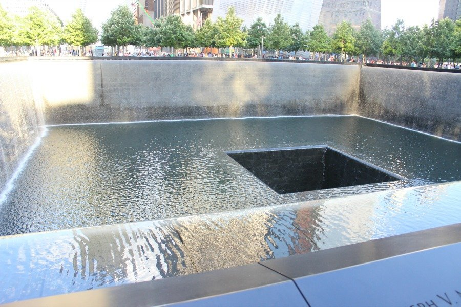 9 11 Memorial in New York City