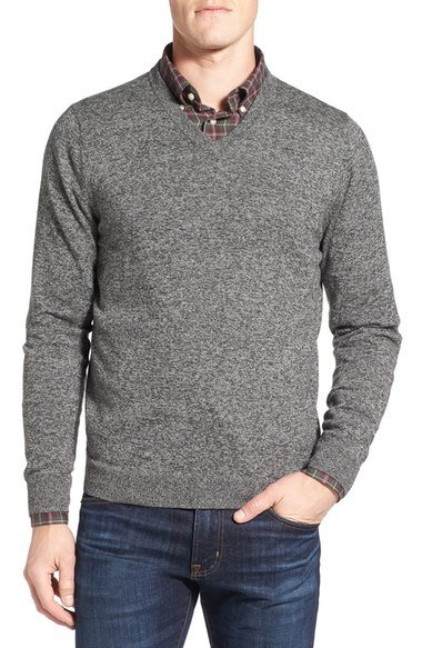 cashmere-v-neck-sweater