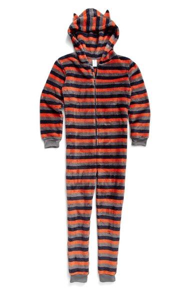 boys-print-fleece-pajamas
