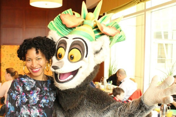 Gaylord National, Madagascar Breakfast 2014