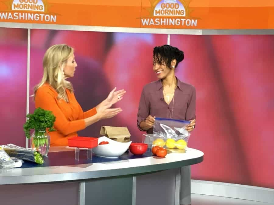 lisa leslie-williams good morning washington