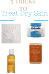 tricks to treat dry winter skin