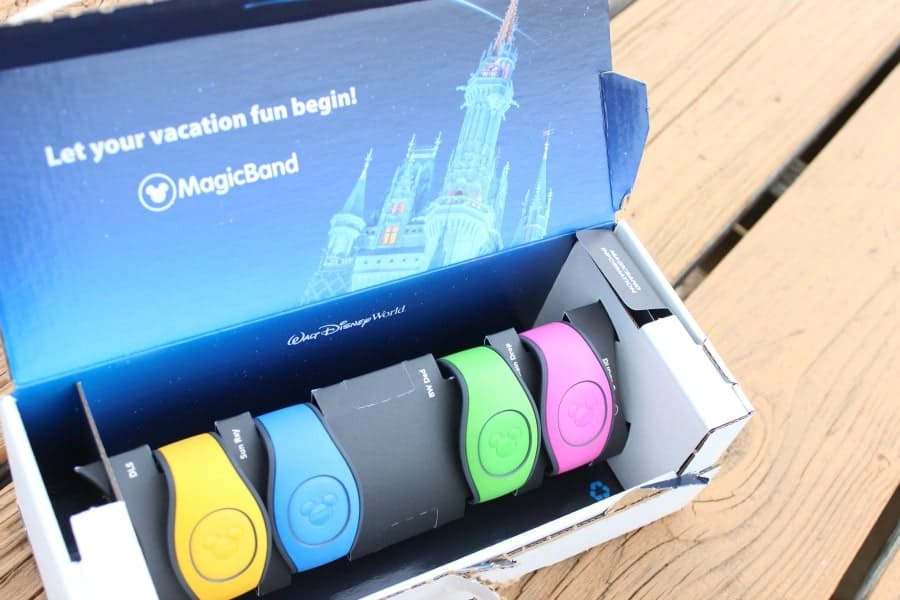Disney Magic Bands 2017