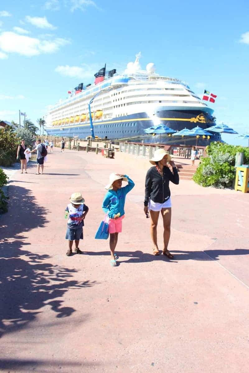 what to expect at disney's castaway cay