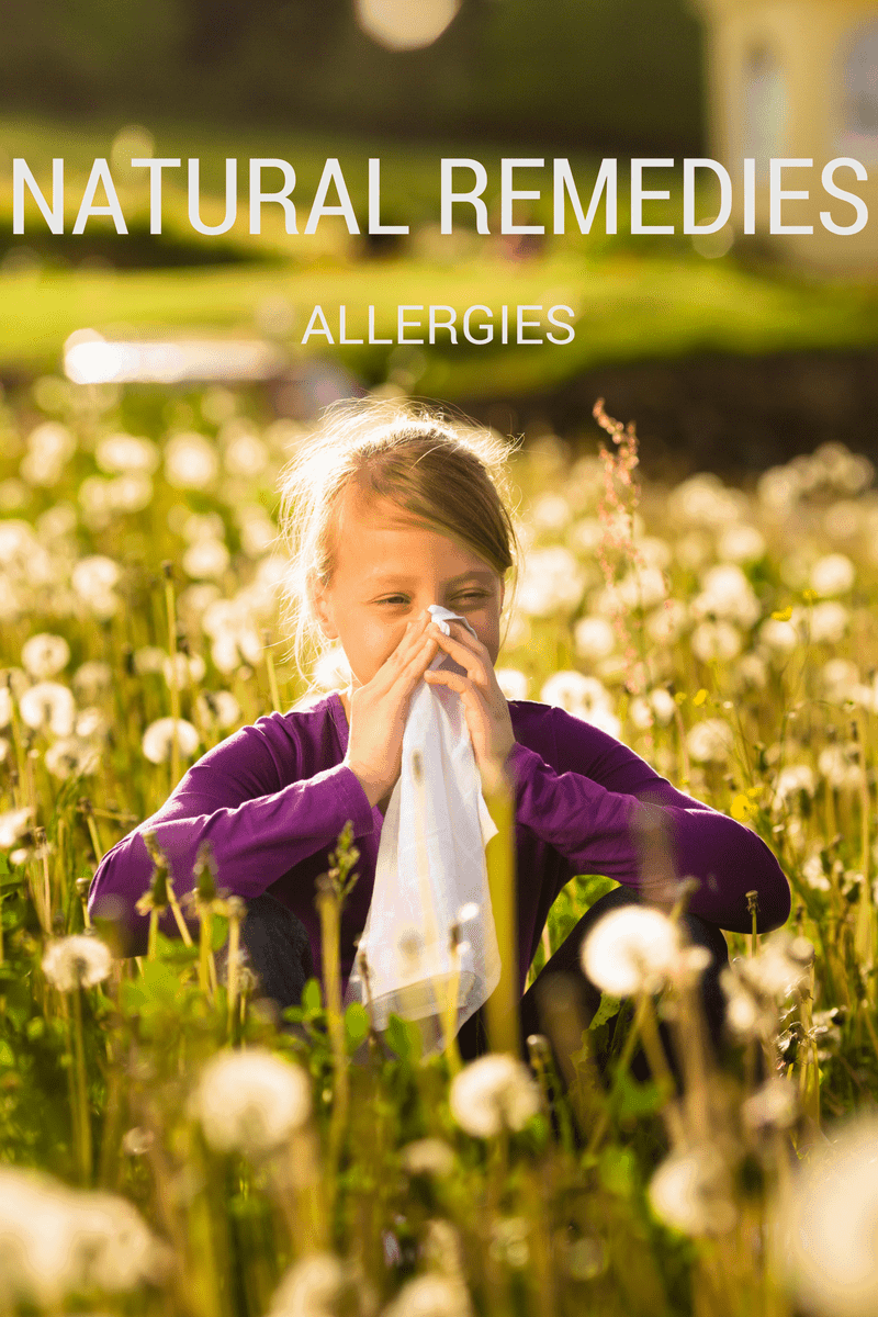 Natural allergy remedies that work