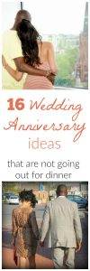 16 wedding anniversary ideas that are not dinner and a movie