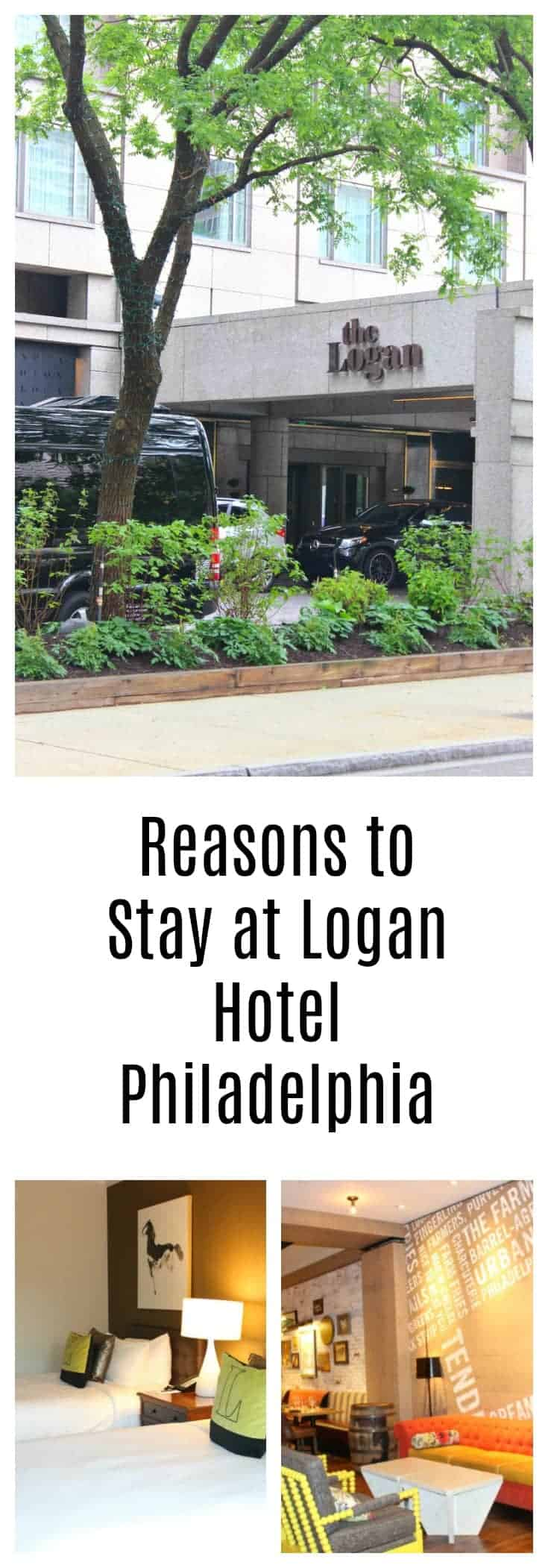 A family friendly hotel in the heart of Philadelphia. The Logan hotel is for families that more from their travel