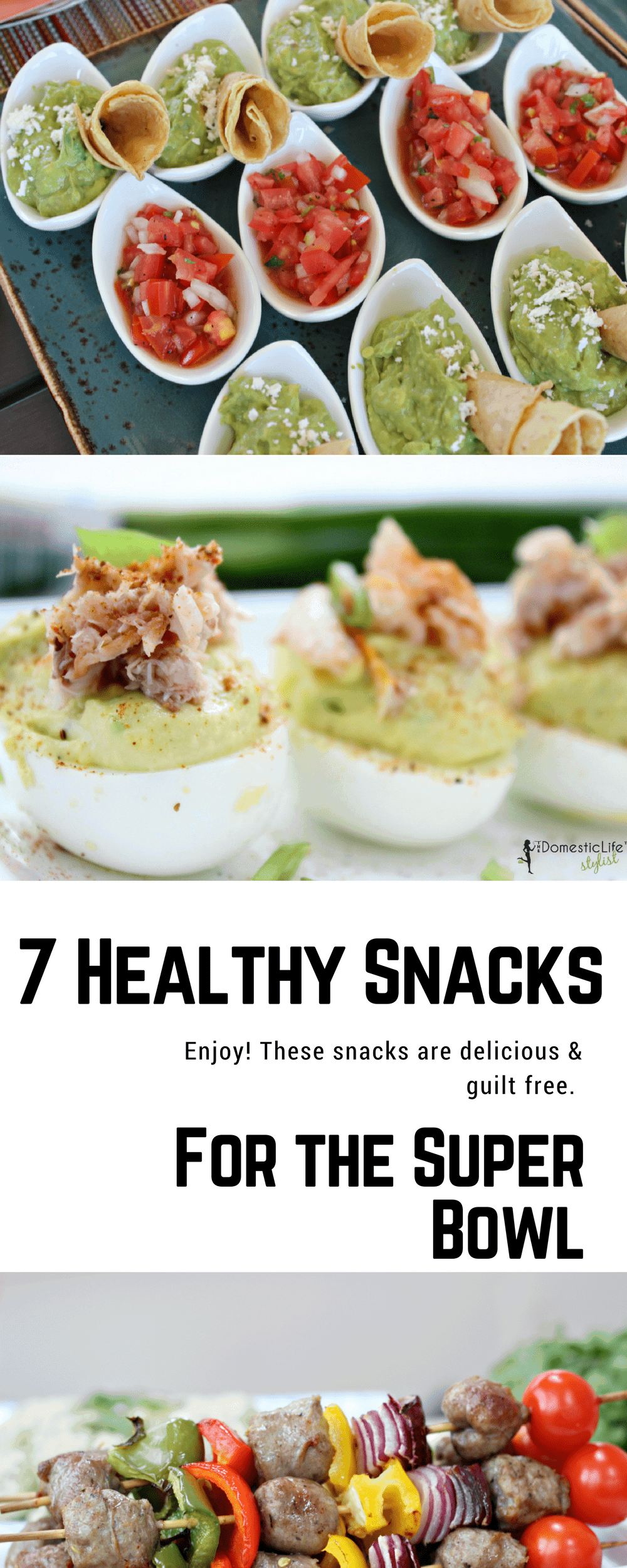 Healthy and Gluten-Free Super Bowl Snacks
